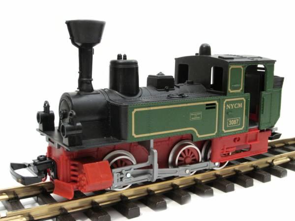 NewRay steam locomotive with LGB couplings, G Scale garden railway IIm