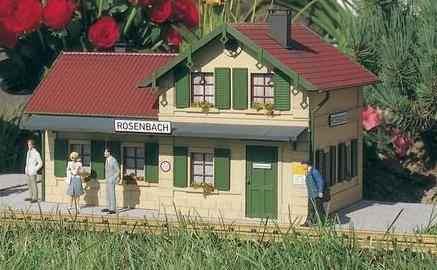 Piko 62040 Station Rosenbach, G Scale garden railway gauge IIm