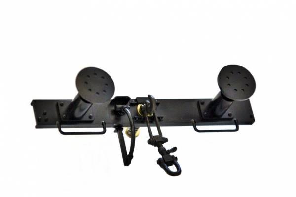 Zenner 2 buffer beams for LGB Freight Cars Converted LüP 300 gauge II (64mm)