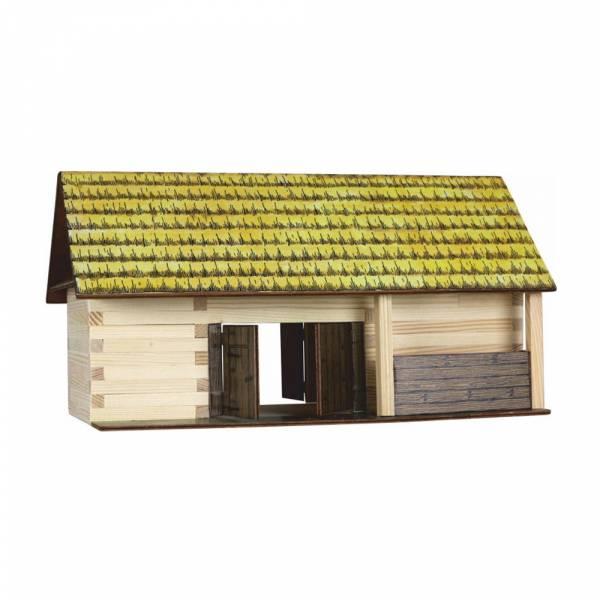 Kit di Walachia, corsia di casa in legno G e corsia 1